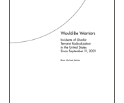 Would-be Warriors: Incidents of Jihadist Terrorist Radicalization in the United States since September 11, 2001